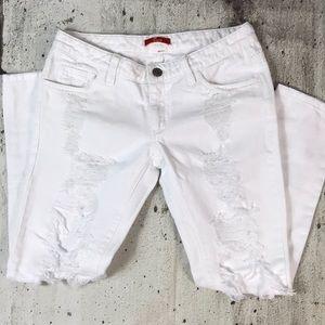 LF CARMAR boyfriend destroyer jeans